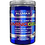 Allmax BCAA AminoGel 300 Softgels capsules