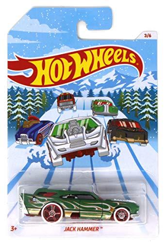 Hot Wheels Jack Hammer Holiday Hot Rods 3/6