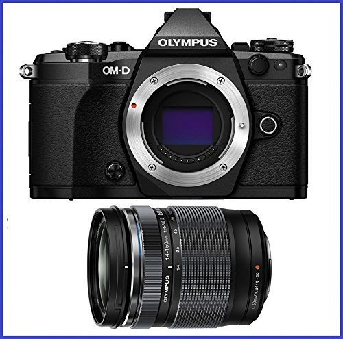 OM-D E-M5 Mark II Mirrorless Micro Four Thirds Digital Camer