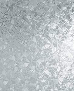 d-c-fix? Sticky Back Plastic (self adhesive vinyl window film) Splinter 45cm x 2m 346-0166