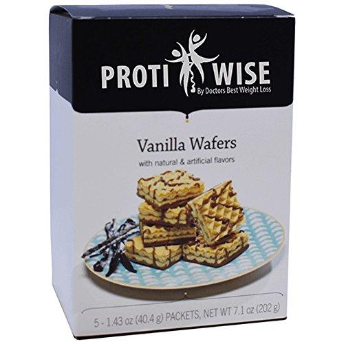 ProtiWise - High Protein Diet Wafers (Vanilla)
