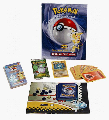 Pokemon Starter Gift Box