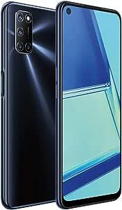 "OPPO A52 Smartphone (Unlocked Version), 12MP AI Quad Camera, 6.4"" 1080P Neo-Display, 64GB, Twilight Black"