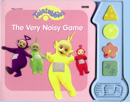 """Download """"Teletubbies"""": Very Noisy Game Sound Book PDF"""
