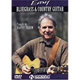DVD-Easy Bluegrass & Country Guitar