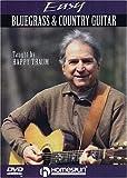 DVD-Easy Bluegrass & Country Guitar