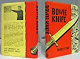 img - for Bowie Knife; a Saga of Early America book / textbook / text book