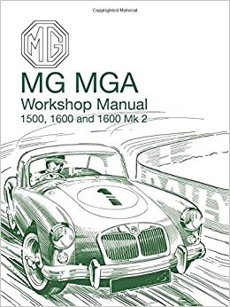 Mga Workshop Manual