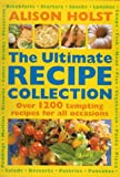 ultimate recipe collection - The Ultimate Recipe Collection: Over 1200 Tempting Recipes for All Occasions