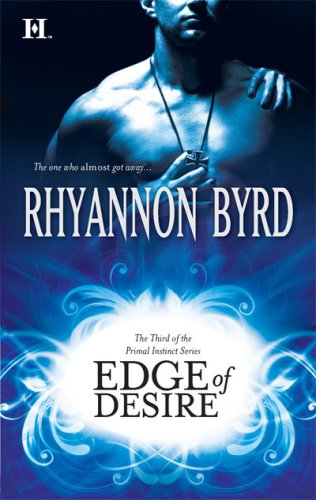 book cover of Edge of Desire