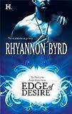 Edge of Desire, Rhyannon Byrd, 0373774230