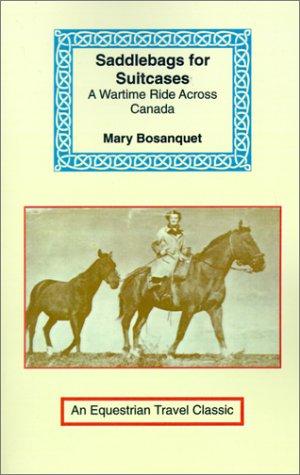 Saddlebags for Suitcases (Equestrian Travel (Equestrian Saddlebag)