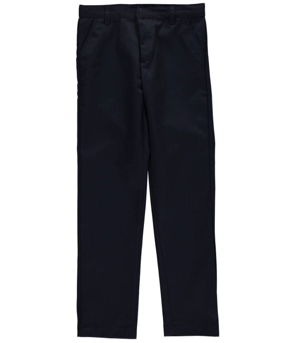 Galaxy Big Boys' School Uniform Slim Pants