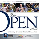 img - for The Open Book: Celebrating 40 Years of America's Grand Slam book / textbook / text book