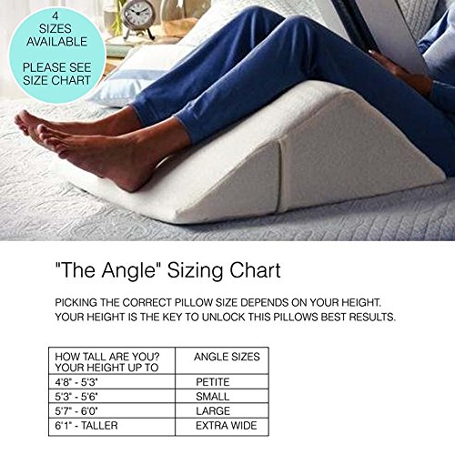 """The Angle"" Guaranteed to Help Reduce Back Pain Immediate..."