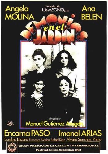 Demonios en el jardín de cartel de la película 27 x 40 en Español - 69 cm x 102 cm: Amazon.es: Hogar