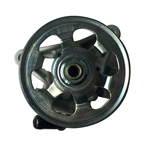 (DRIVESTAR 21-5495 Power Steering Pump ONLY Fits for 2008-12 Honda Accord 2.4L, OE-Quality Honda Power Steering 2008 2009 2010 2011 2012 Accord 2.4 Steering Pump)