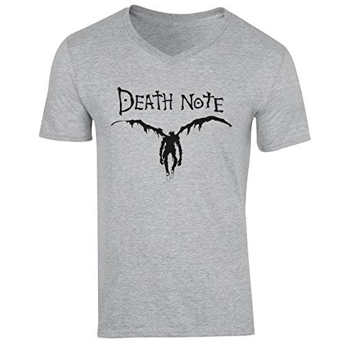 Death Note Ryuk Logo Herren V-Neck
