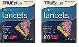 TRUEplus Sterile Lancets 33 Gauge