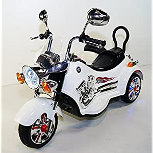 Ride On Car Motorbike. rideONEcar For Kids With12V Battery Operated.
