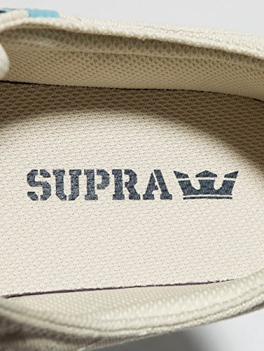 Stacks Senakers basso a Supra collo Beige unisex II d8qf6a