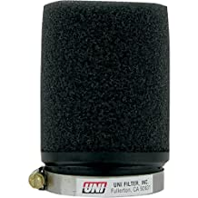 Uni Snowmobile Pod Filter - Straight - 4in. Foam Length UP4245S