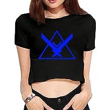 TLK Custom Women The Halo Reach Noble Team Logo (2) T-shirt