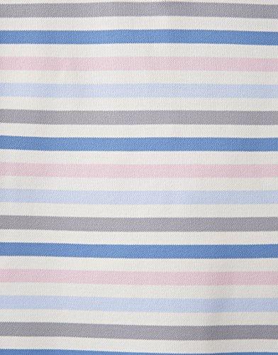 y Joules Stripe Pippaprint Polo Mujeres Pink Las De Blue Camisa BBrqYA