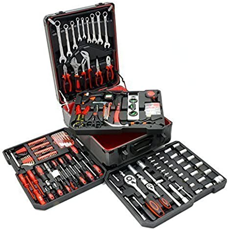 Mannesmann Tool Box//monté 155 pièces