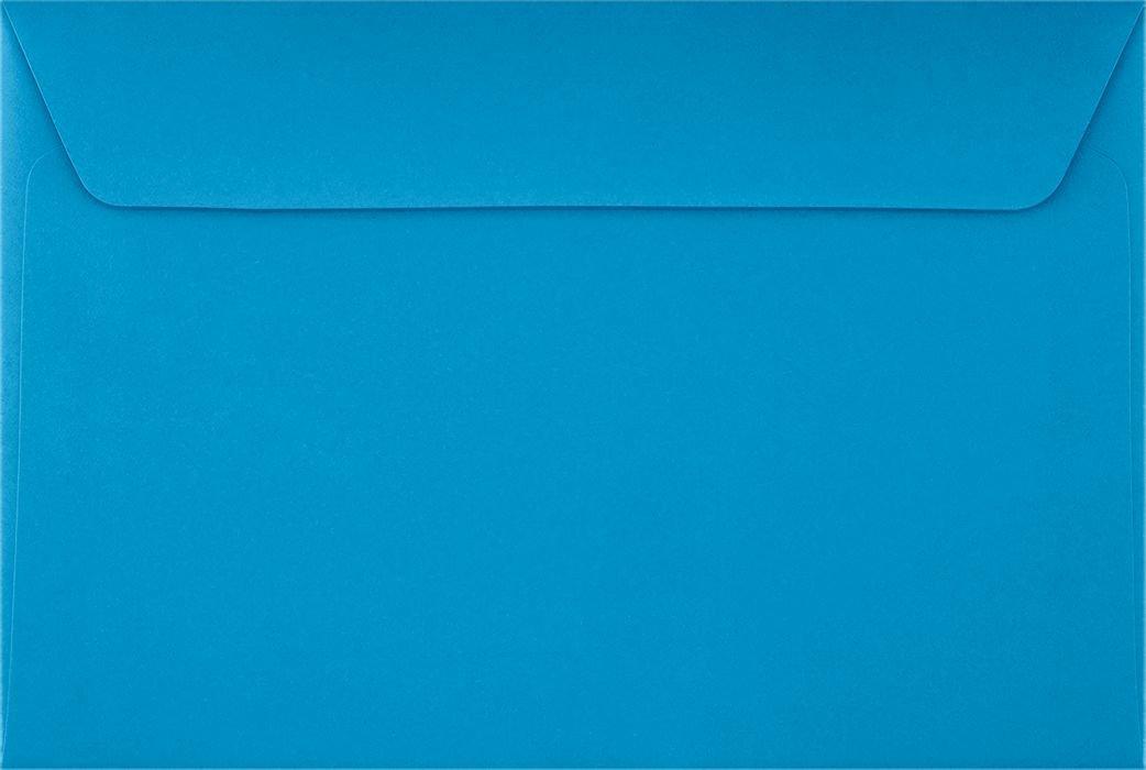 6 x 9 Booklet Envelopes - Pool Blue (50 Qty.) Envelopes.com LUX-4820-102-50