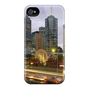 Hot DZEDTXl903bZSxr Case Cover Protector For Iphone 4/4s- Melbourne Australia