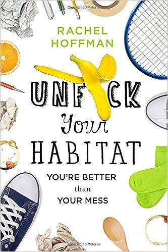 Rachel Hoffman - Unf*ck Your Habitat Audiobook Free Online