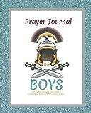 Prayer Journal For Boys, A 60-Day Boy's Gratitude and Prayer Journal, 5 Minute Journal Routine For Daily Focus & Faith Building: Prayer Journal For ... Journal For Boys, Kid Prayer Journal