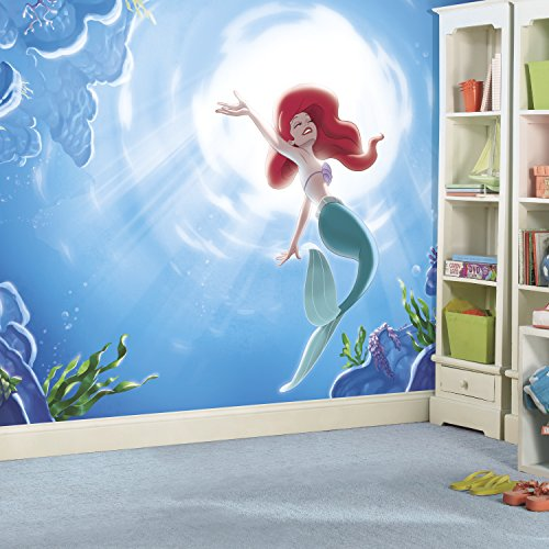 Disney Wall Mural Amazoncom
