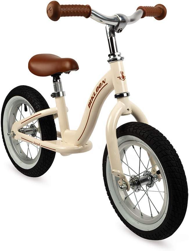 Bikloon Bicicleta de Metal Vintage Beige: Amazon.es: Juguetes y juegos
