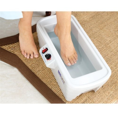 Hot Spa Professional Paraffin Bath, White