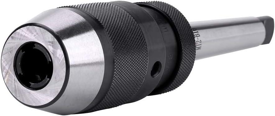 1pz 0-13mm 1//2Steel Tornio Autoserrante for Trapano Mandrino for Mandrino E MT2-B16 Delaman Drill Chuck