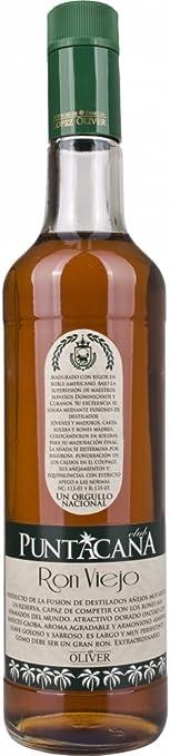 Punta Cana Club Ron Viejo Dorado - 700 ml
