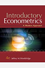 Introductory Econometrics: A Modern Approach, 4th Edition Hardcover
