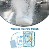Washing Machine Cleaner, Solid Washer Deep Cleaning