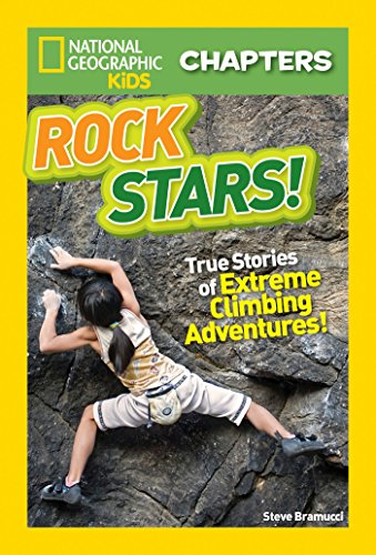 National Geographic Kids Chapters: Rock Stars! (NGK - Nationals Rocks