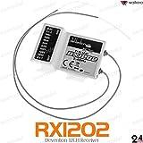 Walkera RX1202 White/Black 2.4Ghz Devention 12CH Receiver