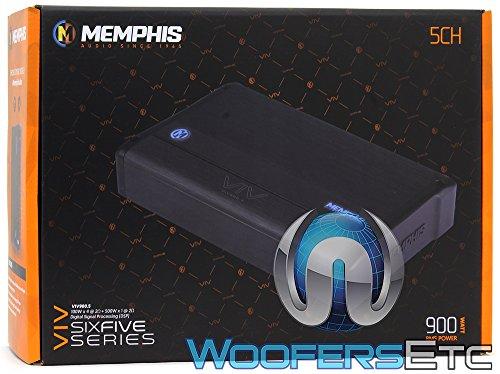 FIVE Series 900W Car Amplifier
