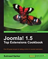 Joomla! 1.5 Top Extensions Cookbook Front Cover