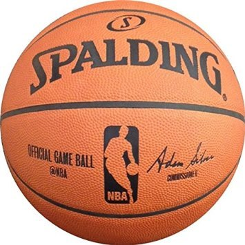 Spalding NBA Official Game Ball Basketball (2014) by Spalding