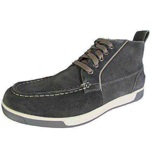 Cole Haan Menns Quincy Moc Chukka Ii Høy Topp Sneaker Sko Castlerck / Castlerck