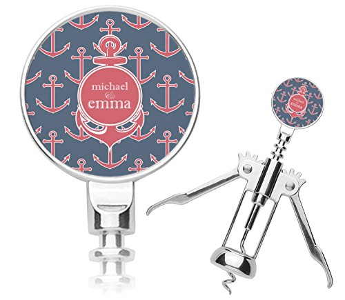 All Anchors Corkscrew (Personalized) by RNK Shops