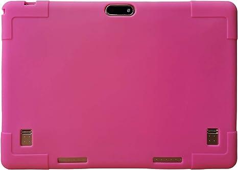 Amazon.com: Transwon - Funda de silicona para tablet Yuntab ...