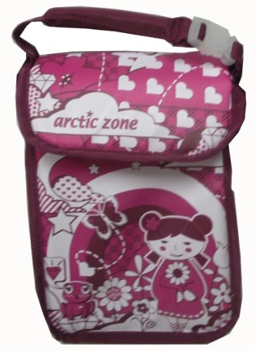 Artic Zone Pink Girl's Lunch Bag - Littlest Pet Shop Arctic