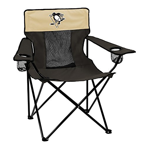 NHL Pittsburgh Penguins Elite Chair, One Size, Black